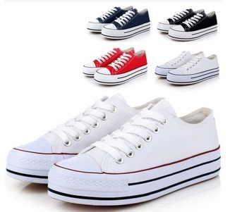 Wholesale Classic Fashion Charming Canvas Shoes Free Shipping, Women Shoes