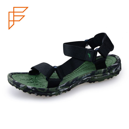 3ec242760c49c Topsion Best Sellers Products Men′s Leather Beach Summer Sandals Shoes