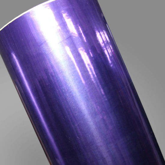 1.52X28m Common Stretchable Protective Mirror Chrome Sticker Accessories for Cars