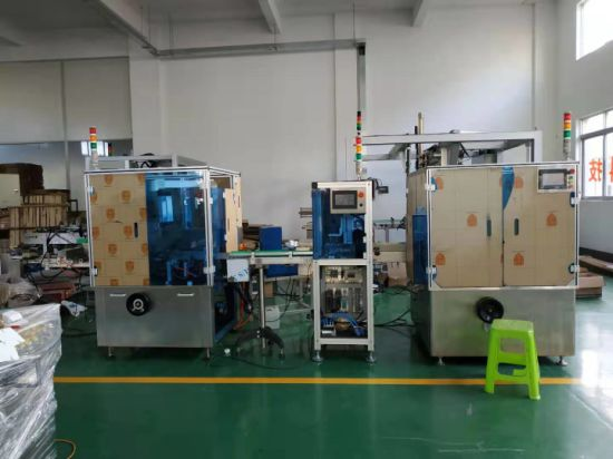 Hot Sell Automatic Carton Case Feeding Packing Machine