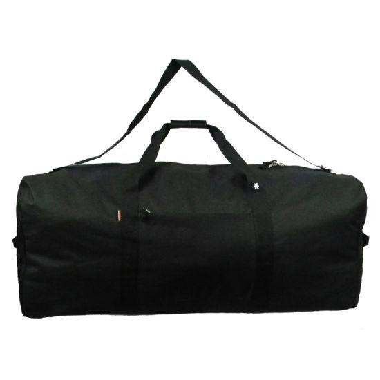 Heavy Duty Cargo Duffel Large Sport Gear Drum Set Equipment Hardware Travel Bag