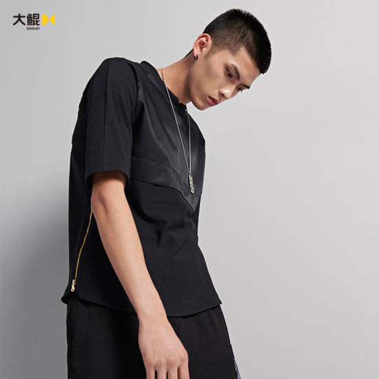 Wholesale Chinese Famous Brand Dakun Men Clothes Wear Fashion Style T-Shirt