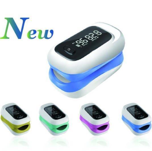 Medical Device Finger Pulse Oximeter Yk-80A