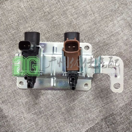 Car Spare Parts Electric Auto Valve Electric Solenoid Valve Lf82-18-740 for Mazda 6
