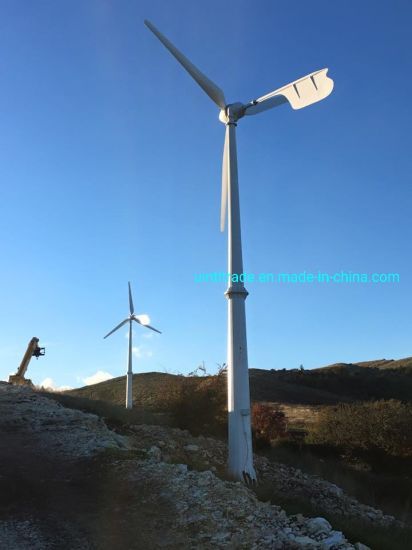 20000W 20kw Low Wind Speed High Efficiency Horizonal Wind Turbine