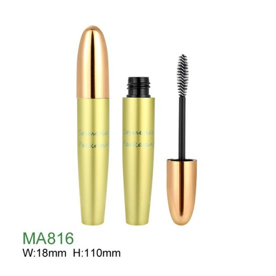 Customized Wholesale Makeup Container Plastic Empty Round Mascara Bottle Cosmetics