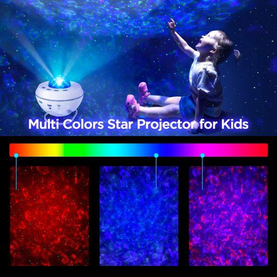 Custom Colorful Galaxy Flood Light Projector LED
