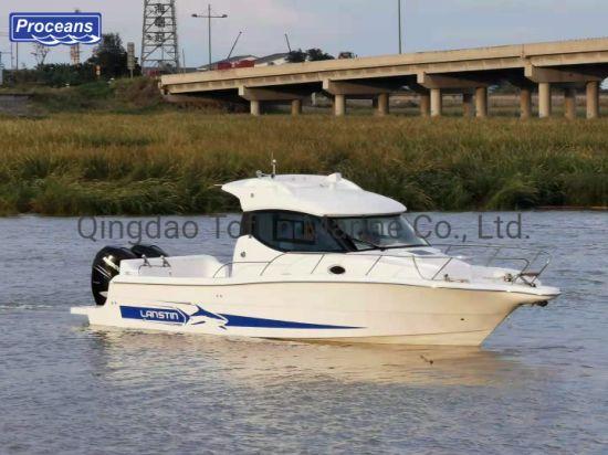 10.7m/36feet Fishing Boat/Fiberglass Boat/Power Boat/Speed Boat/Yacht/Motor Boat/Cabin Boat
