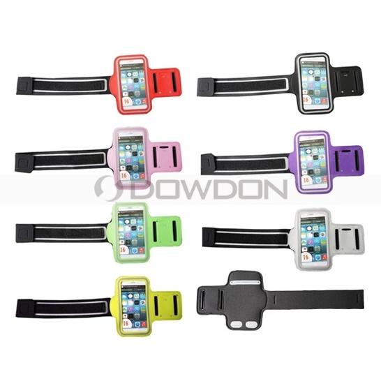 Gym Sports Running Jogging Arm Holder for iPhone Armband Mobile Bag