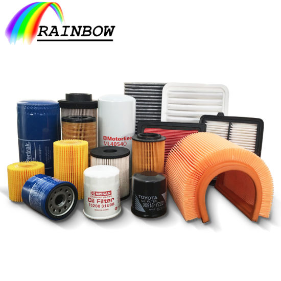 Direct Factory Price Air/Oil/Fuel/Cabin Auto Car Filter Element Auto Parts Car Accessories Genuine Filtro for Honda/Toyota/Nissan/Perkins/Hyundai Japanese Car