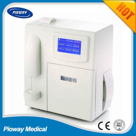 ISE Analyzer, Blood Gas Electrolyte Analyzer, with Startup Reagent (XI-921)