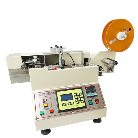 Hot and Cold Knife Woven Care Label Cutting Stacking Machine (WL-103/103A/103B)