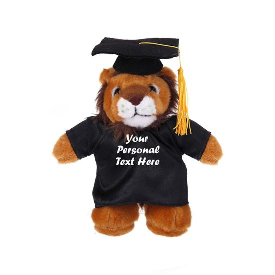 Plush Stuffed Animal Gifts Present Toys for Graduation Day