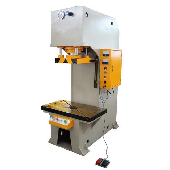 40 Tons Single Arm Hydraulic Press C Frame Hydraulic Press Machine
