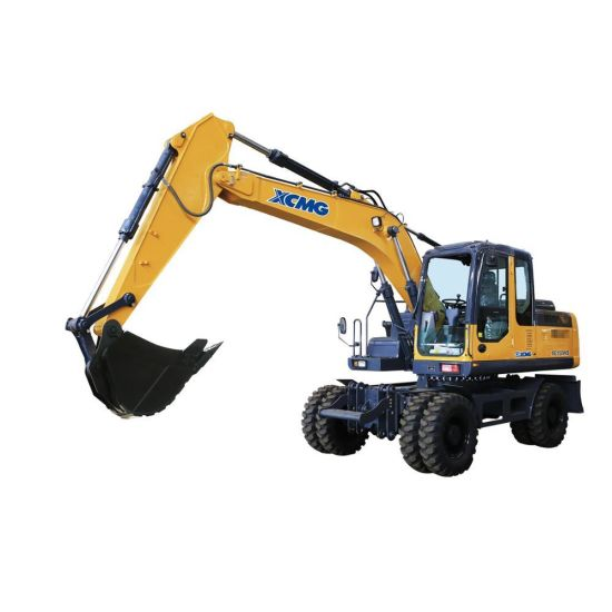 Construction Equipment 15000kg Wheel Excavator