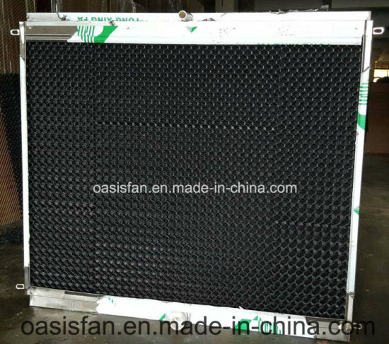 China Pvc Evaporative Cooling Pad Cooling Pad Pvc