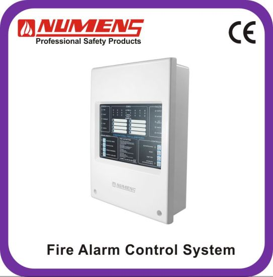4 Zone, Non-Addressable Fire Alarm Control System (4000-02) pictures & photos