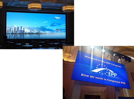 Chipshow HD2.5 LED Display Small Pixel Pitch LED Display pictures & photos