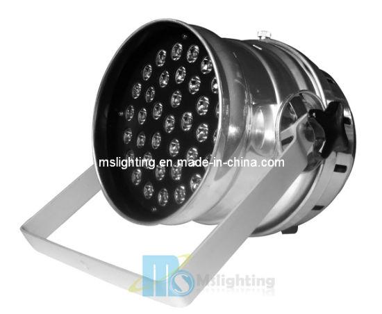 12*10W RGBW 4in1 LED PAR 64 / LED Stage Light