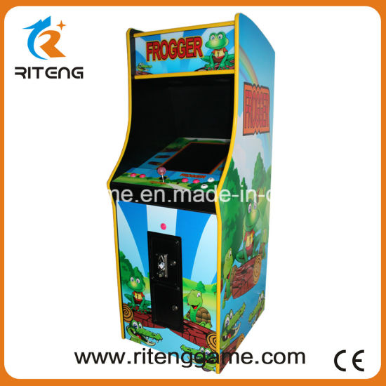 Cheap Frogger Game Arcade Games Machine for Sale pictures & photos