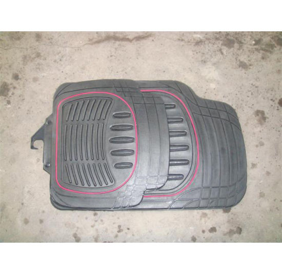 High Quality Rubber Car Mat pictures & photos