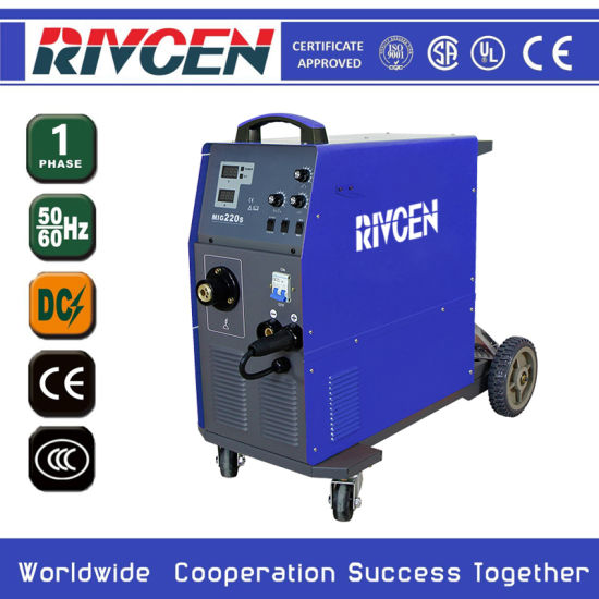 50/60Hz One Phase MIG/Mag Welding Machine