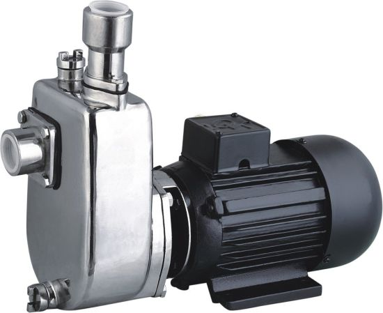 Magnetic Self Priming Pump (ZCQ) pictures & photos