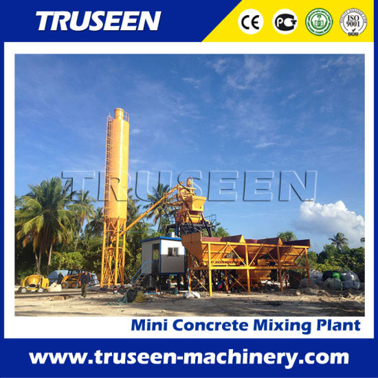 Hot Sale and High Quality 35cbm/H Concrete Mixing Plant