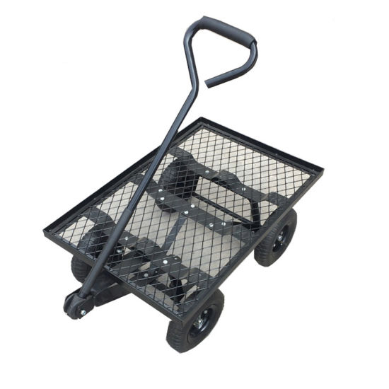 Muscle Mesh Carts Steel Utility Garden Wagon pictures & photos