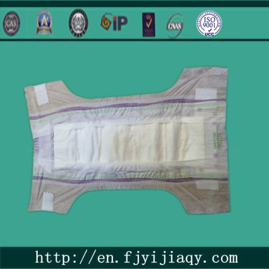Super Absorbent Nigeria Cotton Baby Diaper pictures & photos
