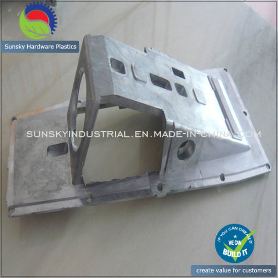 CNC Precision Die Casting Parts with Aluminum Material (DC26019) pictures & photos