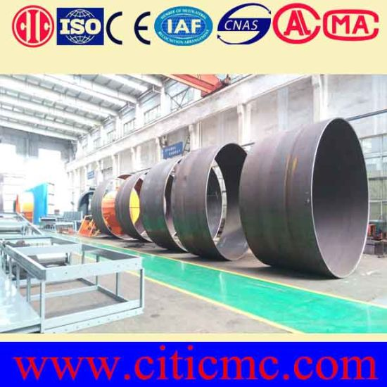 Citic IC Ball Mill Shell for Cement Plant pictures & photos