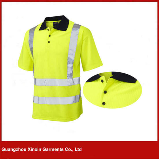 Custom Printing High Quality Industrial Work Apparel with Own Logo (W01)