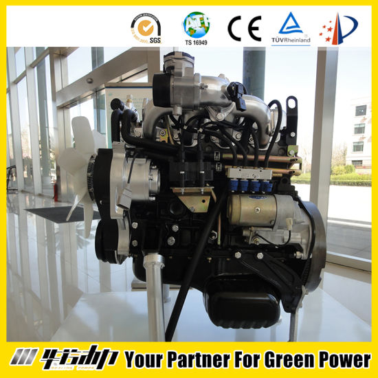 Natural Gas Engine pictures & photos