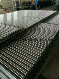 Downside Track for Sliding Door, Metal Track for Sliding Gate Wheel  pictures & photos