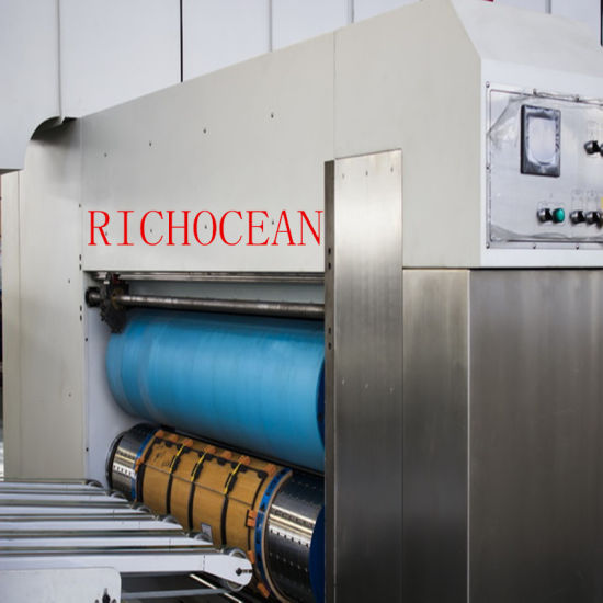 High Speed Carton Printing and Slotting Machine pictures & photos