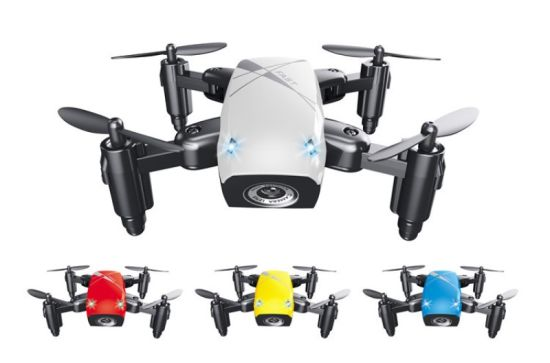 Mini Drone RC Micro Pocket Switchable Controller Helicopter Kids Toys pictures & photos
