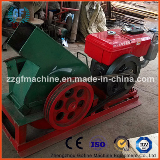 China High Efficient Wood Chipper Machine - China Wood