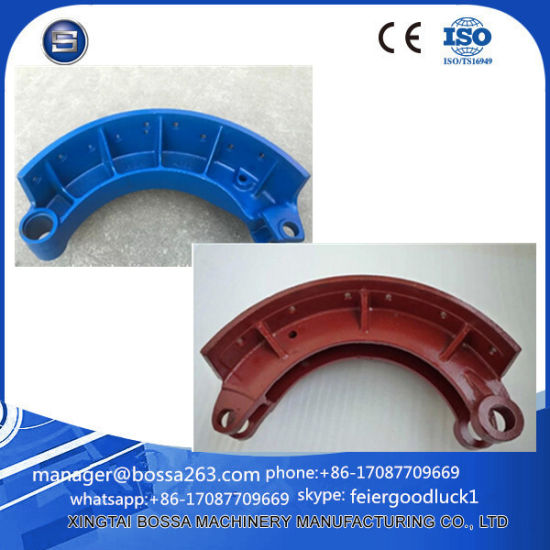 4551 4516q 4515e Brake Shoes Truck Brake Shoes pictures & photos