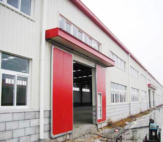 Steel Structure Workshop, Pre Engineered Steel Building (SSW-637)