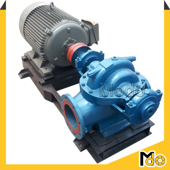 S Series Centrifugal Single Stage Axially Split Pump pictures & photos
