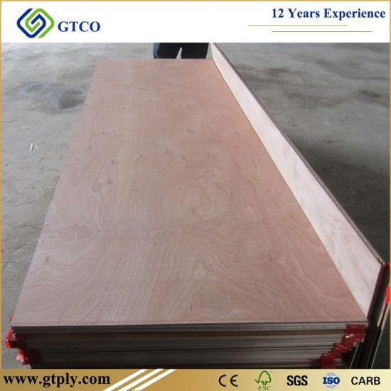 2.7mm 3mm 4.2mm Sapele/ Sapeli Pencil Cedar Plywood Door Skin pictures & photos