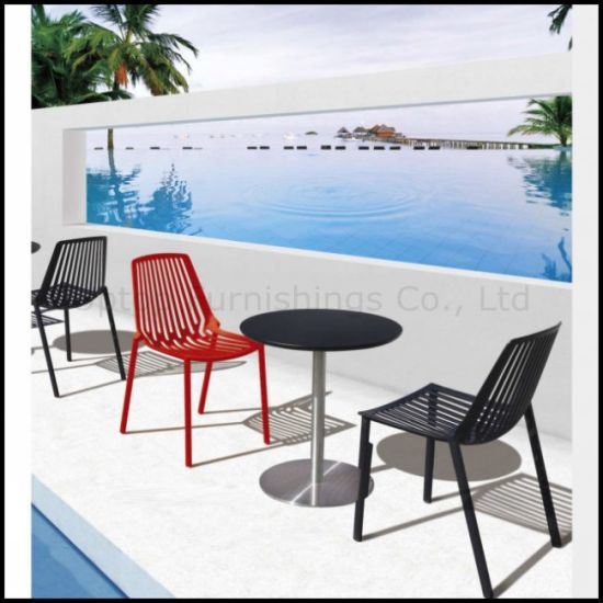 Patio Furniture Painting Aluminum Outdoor Chair (SP MC055)