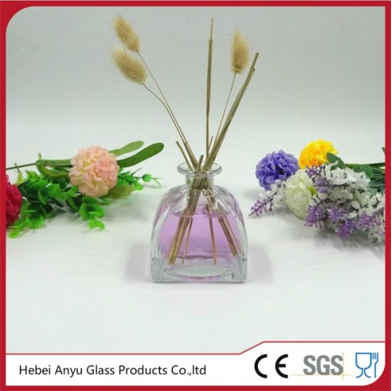 Reed Diffuser Glass Bottle pictures & photos