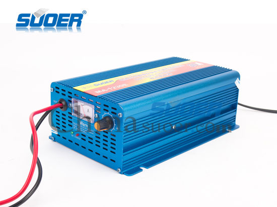Suoer Hot Sale 30A Battery Charger 12V Intelligent Battery Charger with Four-Stage Charge Mode (MA-1230E) pictures & photos