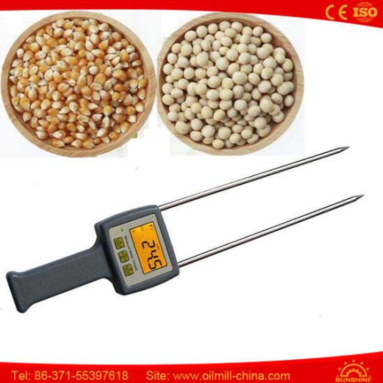 Tk25g Digital Moisture Meter Measuring Instruments Grain Analyzer Tester