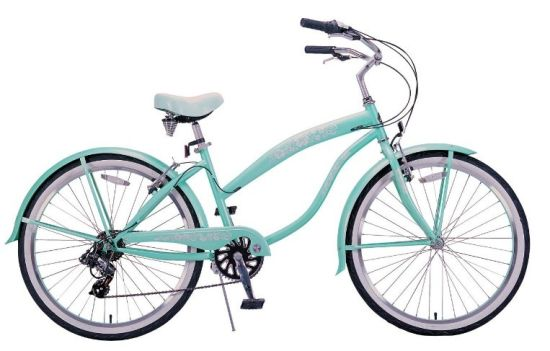 Rear 7speed Cruiser Bicycle Beach Bike (FP-BCB-C022) pictures & photos