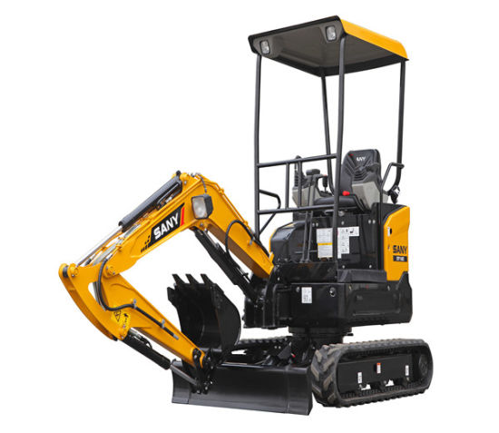 Sany Sy18 1.8 Ton Small Digging Machine Mini Excavator for Sale Cheap pictures & photos