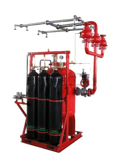 Ig55, Ig01 Fire Suppression System, Nitrogen Fire Suppression Tank pictures & photos