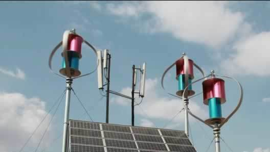 1000W Hybrid Wind Turbine and Solar Panel pictures & photos